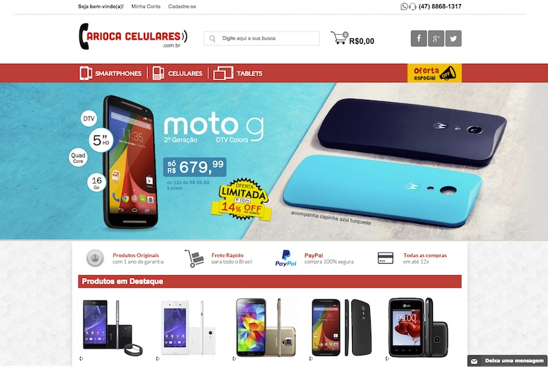 ecommerce-carioca-celulares