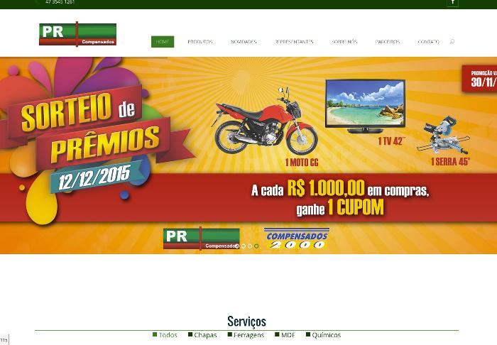 www.prcompensados.com.br
