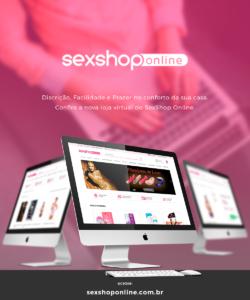 e-commerce FBits Sex Shop Online