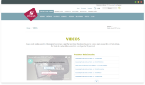 Frahm Clube - Vídeos