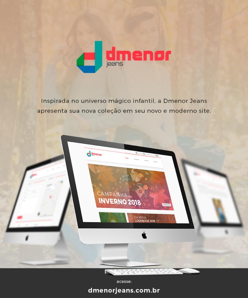 Site DMenor Jeans