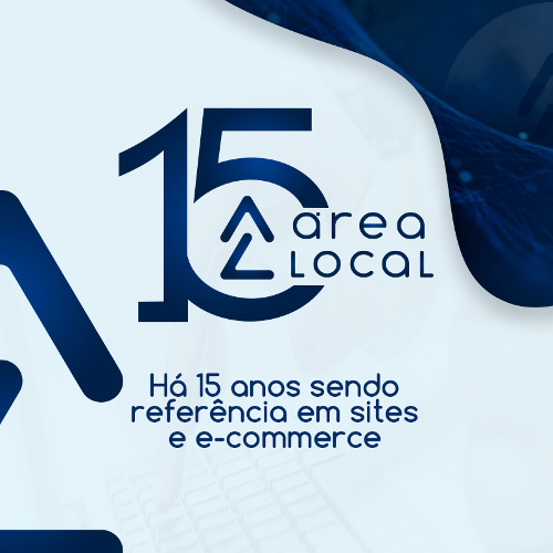 Área Local 15 anos