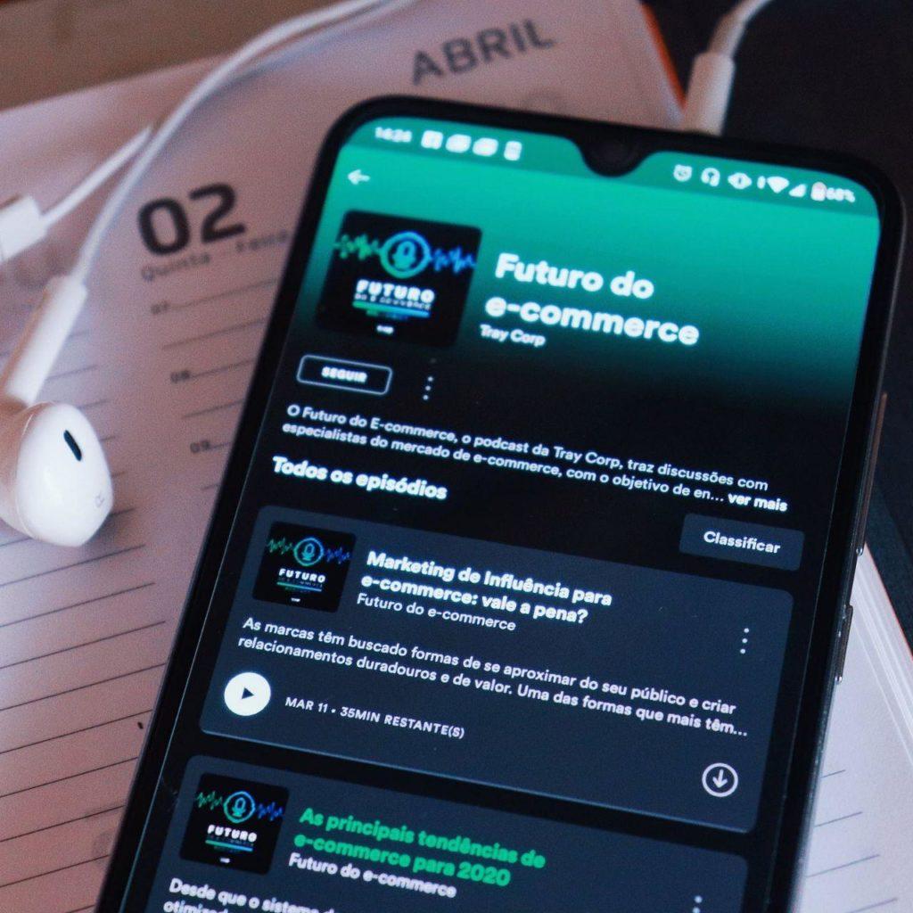 Podcast: o futuro do e-commerce