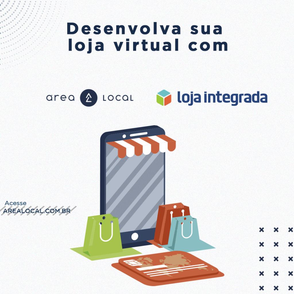 parceria com loja integrada