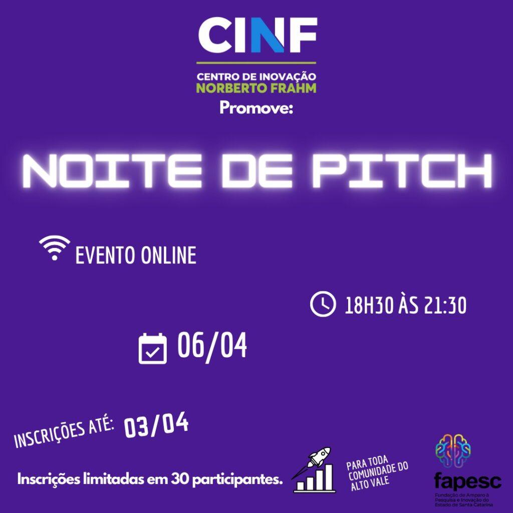 noite de pitch